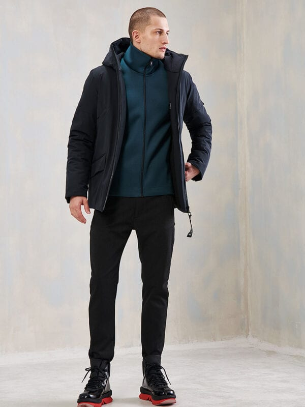 Elvine Heren Cole Dark Navy