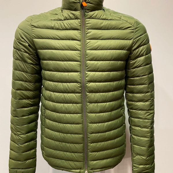 Save the Duck Heren 3243 Dusty Olive