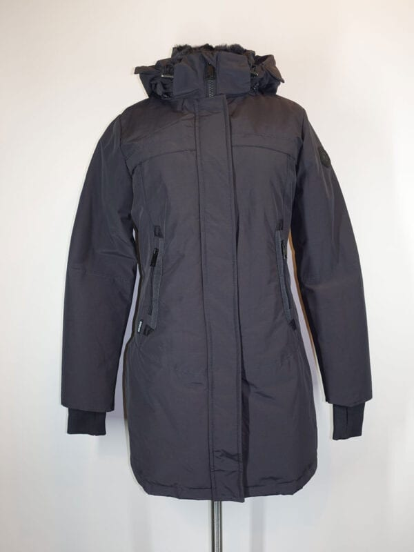 Airforce Dames Tailor Made Parka Dark Navy Blue