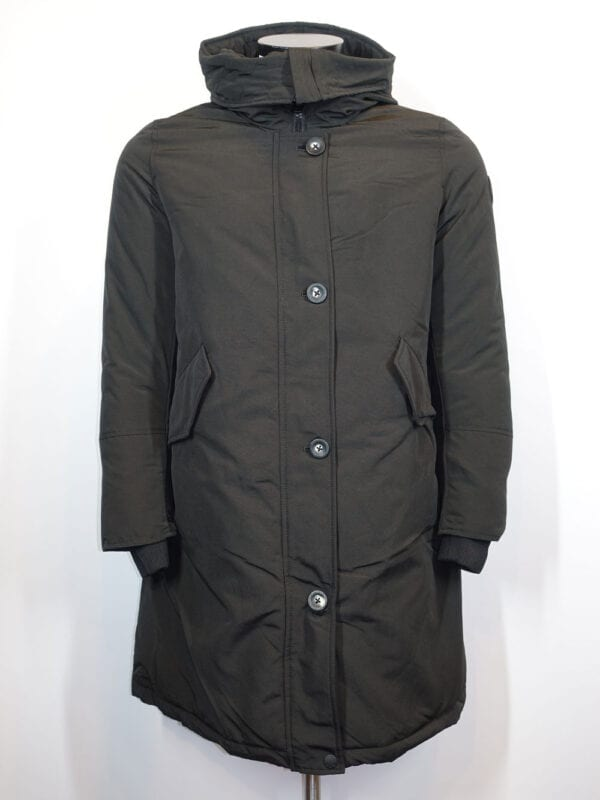 Airforce Dames Bobby Parka True Black