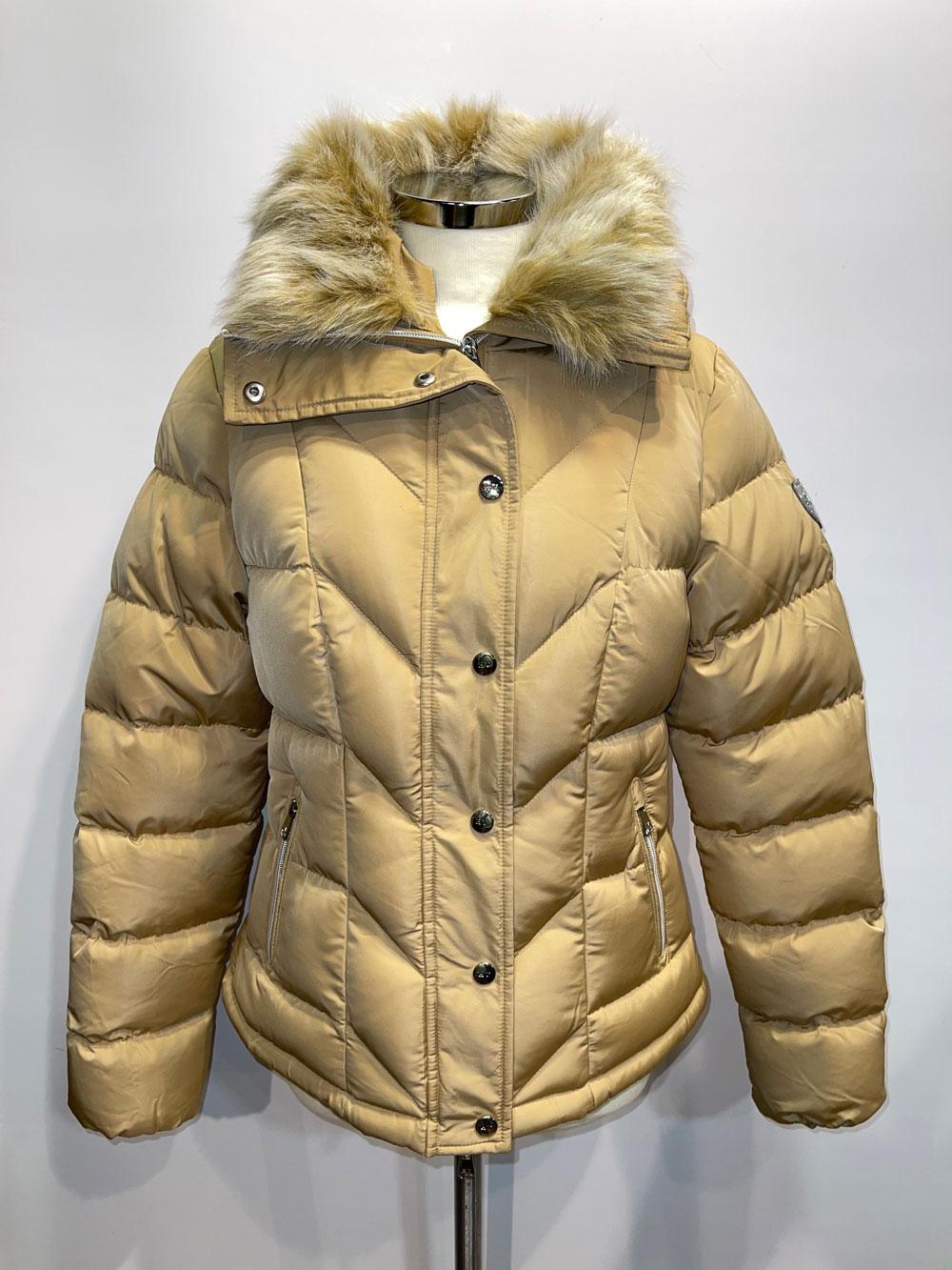 HV Society Dames Jacket Ladonna Camel