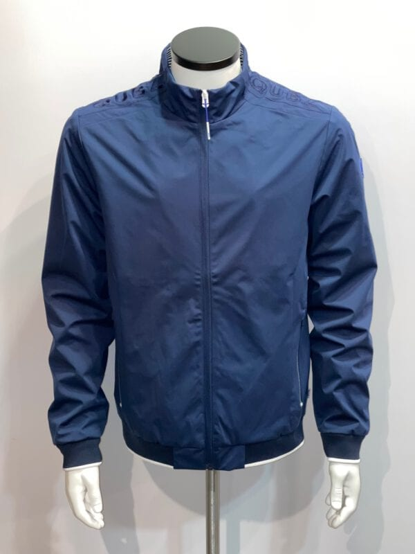 Qubz Jacket short fit Q01630240 Navy